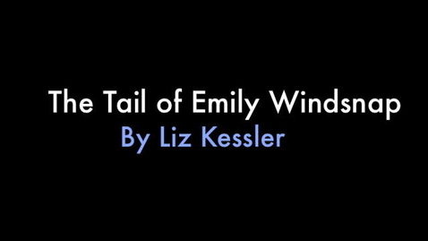 Thumbnail for entry The Tail of Emily Windsnap Book Trailer