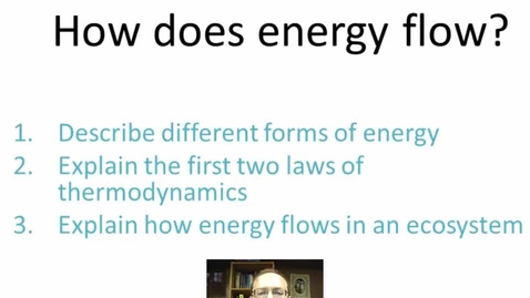 Thumbnail for entry How Energy Flows