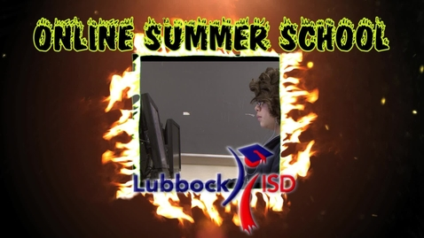 Thumbnail for entry Online Summer School Promo