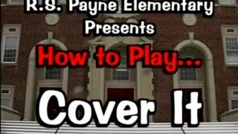 Thumbnail for entry Cover It