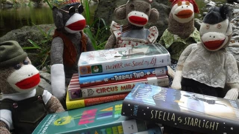 Thumbnail for entry 2018 Best Books with the Sock Monkeys