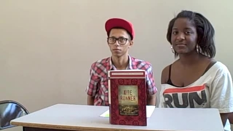 Thumbnail for entry Summer Reading Video Book Review #1