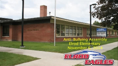 Thumbnail for entry Elrod Elementary Anti-Bullying Assembly
