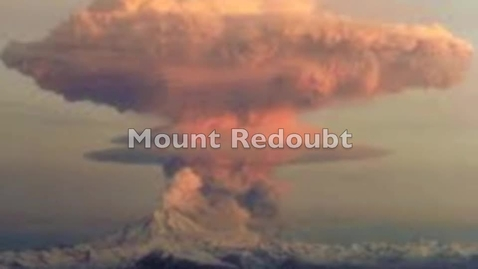 Thumbnail for entry Mt Redoubt