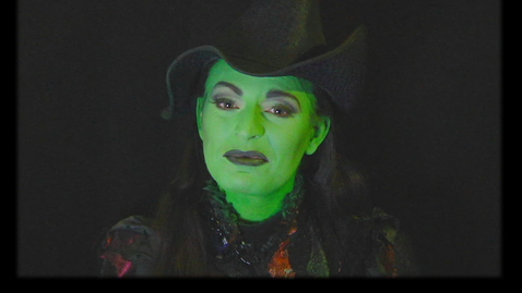 Thumbnail for entry Wicked's Elphaba discusses Bully Bust