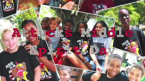 Thumbnail for entry Attucks Middle School Pride Day 2012-2013 - Video Yearbook - Produced by Kelsey