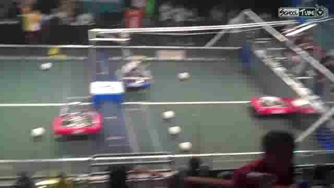 Thumbnail for entry First match of playoffs 2010 Palmetto Regional