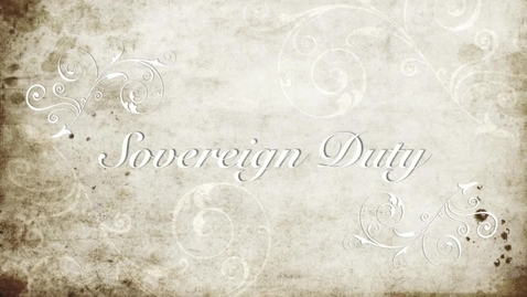 Thumbnail for entry Sovereign Duty