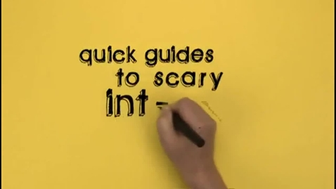 Thumbnail for entry Symantec Guide to Scary Internet Stuff - Drive-by downloads