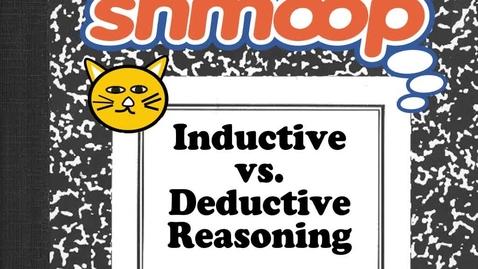 Thumbnail for entry Inductive vs Deductive Reasoning