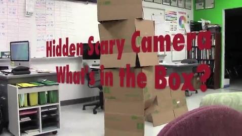 Thumbnail for entry Hidden Halloween Scary Camera