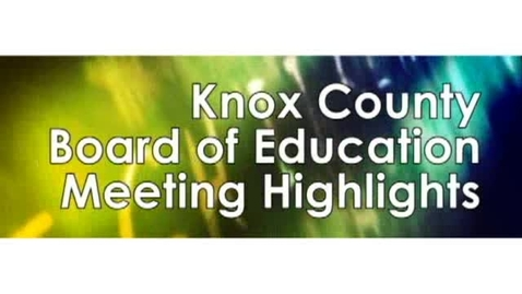 Thumbnail for entry Governor's Cup - Knox County Middle School