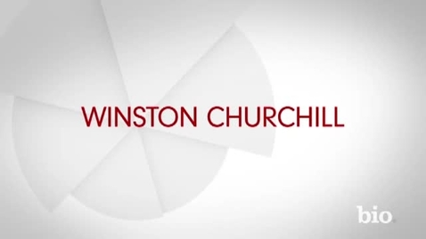 Thumbnail for entry Winston Churchill