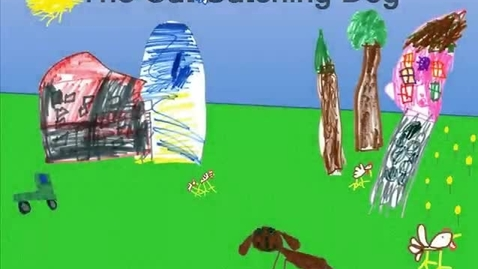 Thumbnail for entry The Cat Catching Dog