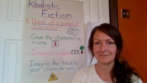Thumbnail for entry Writer's WS- Realistic Fiction-1