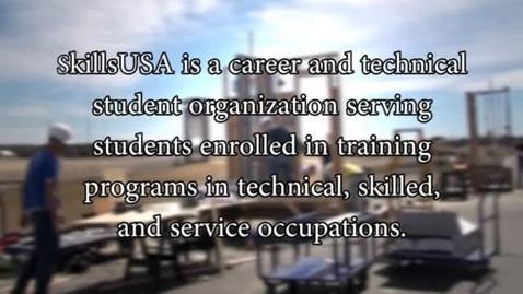 Thumbnail for entry SkillsUSA Teamwork