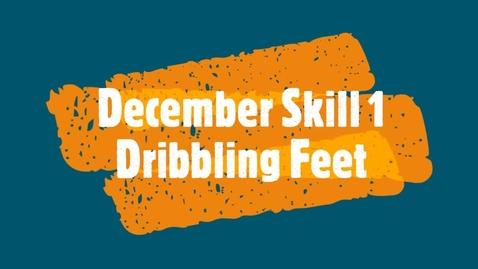 Thumbnail for entry December Skill 1 - Kindergarten