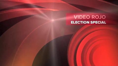 Thumbnail for entry Video Rojo Nov 9, 2012
