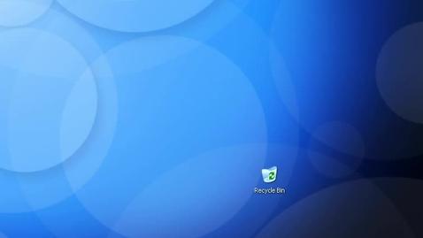 Thumbnail for entry IBM Laptop Video Settings