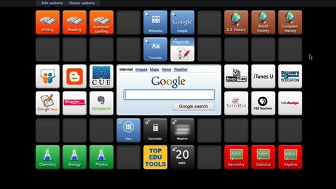 Thumbnail for entry SymbalooEDU Screencast: How to Move/Copy a Tile