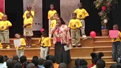 Thumbnail for entry Mrs. Vaughn's Kindergarten Heroes