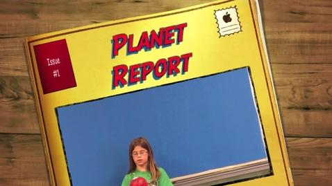 Thumbnail for entry Bridget's Planet Report