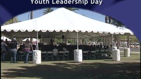 Thumbnail for entry Youth Leadership Day at Arizona State Capitol