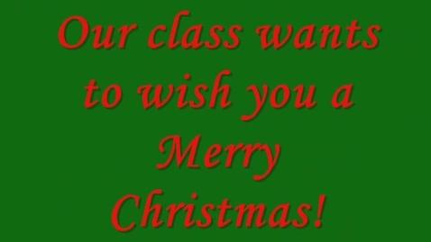 Thumbnail for entry Feliz Navidad