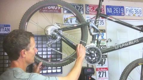 Thumbnail for entry Biking Uphill... Understanding Gear Ratios