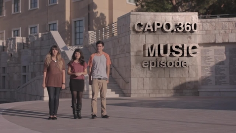 Thumbnail for entry CAPO.360 //// THE MUSIC EPISODE 2012