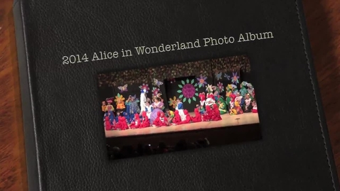 Thumbnail for entry Missoula Children's Theatre Presents Alice in Wonderland 2014 in Hobbs, New Mexico