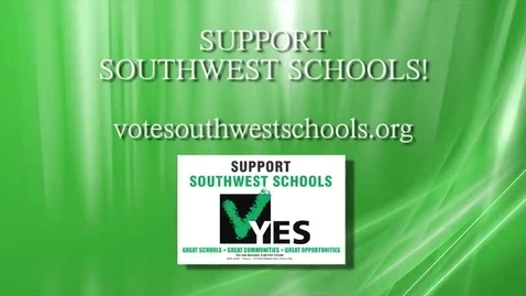 Thumbnail for entry Vote Southwest Schools - Crosby Elementary
