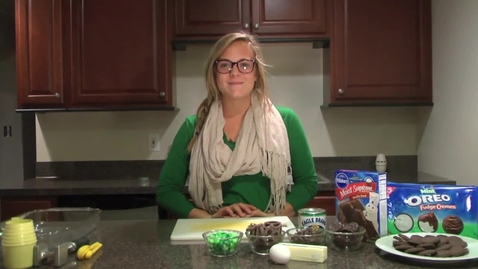 Thumbnail for entry Chocolate Mint Layer Bars