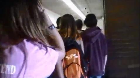 Thumbnail for entry Hallway Etiquette PSA