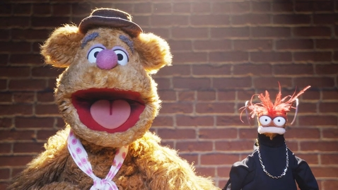Thumbnail for entry Fozzie's Bearly Funny Fridays #17 | Fozzie Bear Jokes | The Muppets-- Broom