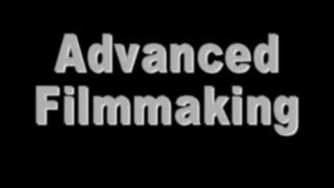 Thumbnail for entry VisFest Tutorial; Advanced Filmmaking