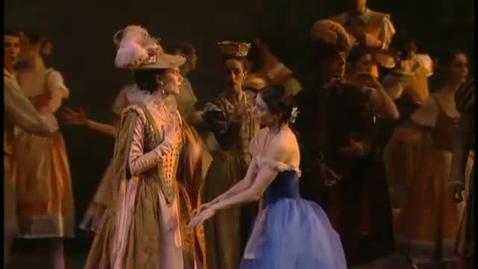 Thumbnail for entry Alessandra Ferri, Giselle Mad Scene Teatro alla Scala
