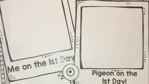 Thumbnail for entry The Pigeon Has to Go to School!  by: Mo Willems