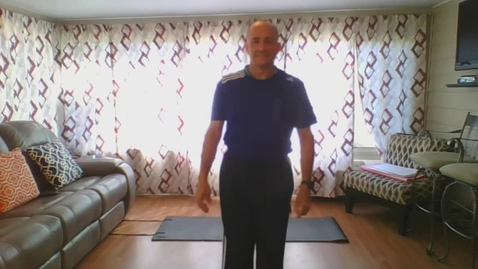Thumbnail for entry Yoga for All Part 2 Video Recording - Fri Apr 03 2020 11:51:57 GMT-0400 (Eastern Daylight Time)