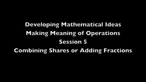 Thumbnail for entry DMI Session 5