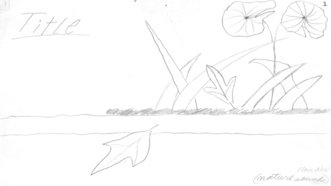 Thumbnail for entry Snail Animatic