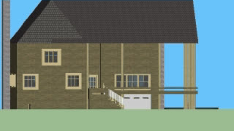 Thumbnail for entry Log Cabin Style Project