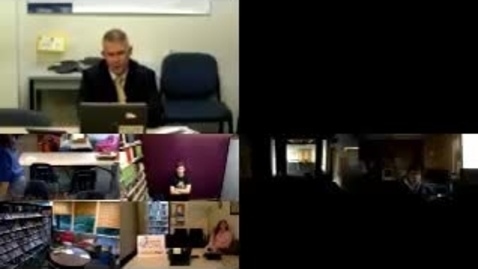 Thumbnail for entry Alaska Military Youth Academy, September 19, 2013 - OWL Videoconference