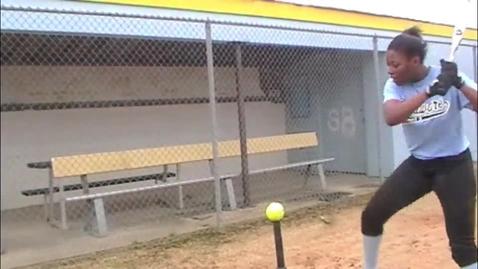 Thumbnail for entry Tera Duffy Softball Skills