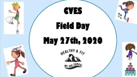 Thumbnail for entry 5.26 Field Day video for Tuesday