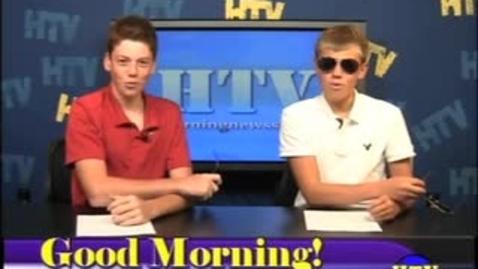 Thumbnail for entry HTV News 8.13.2011