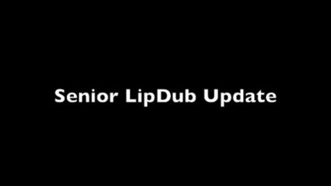 Thumbnail for entry Lip Dub news