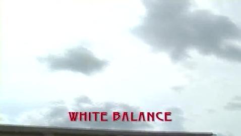 Thumbnail for entry BCP6 - White Balance