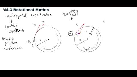 Thumbnail for entry Clip of M4.3 Rotational Motion (two more equations)