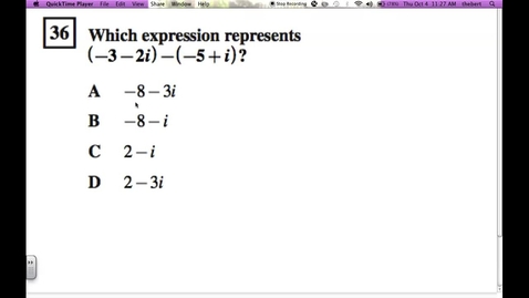 Thumbnail for entry Solving CST problem 36
